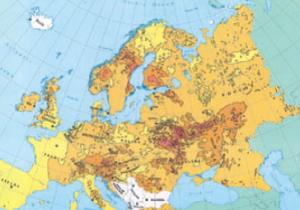 M2 Kontaminácia Európy 137 cesiom